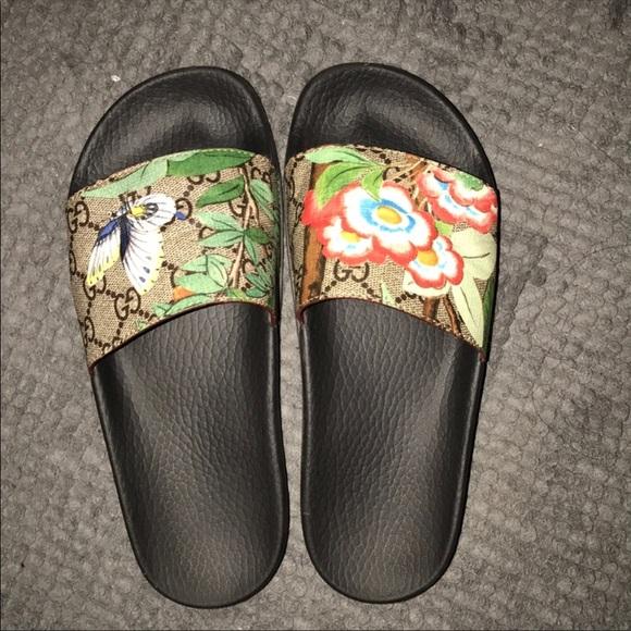 a146db4959c8 Gucci Shoes - Gucci slides